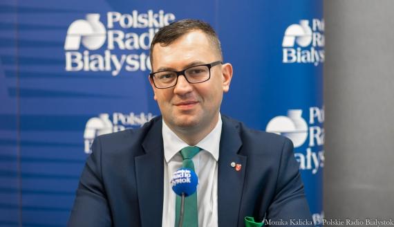 Stefan  Krajewski, fot. Monika Kalicka