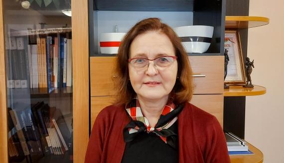 Cecylia Dolińska, fot. Renata Reda