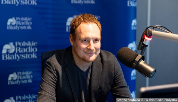 Bartosz Szutkiewicz, fot. Joanna Szubzda