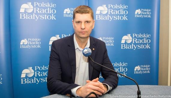 Dariusz Piontkowski, fot. Sylwia Krassowska