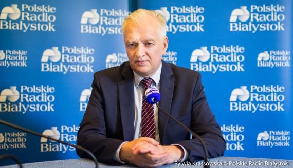 Jarosław Gowin [wideo] - wicepremier, minister rozwoju, pracy i technologii