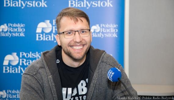 Adam Jankowski, fot. Monika Kalicka