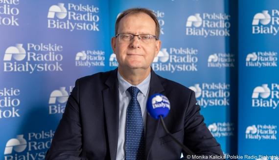 prof. Adam Krętowski, fot. Monika Kalicka