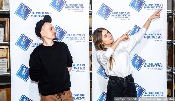 Anka Kaptór i Przemek Starachowski, fot. Joanna Szubzda