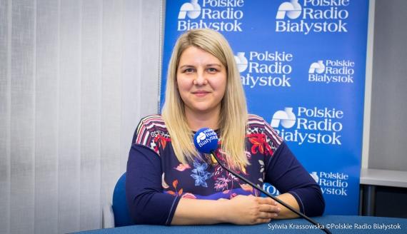 Aleksandra Szczudło, fot. Sylwia Krassowska