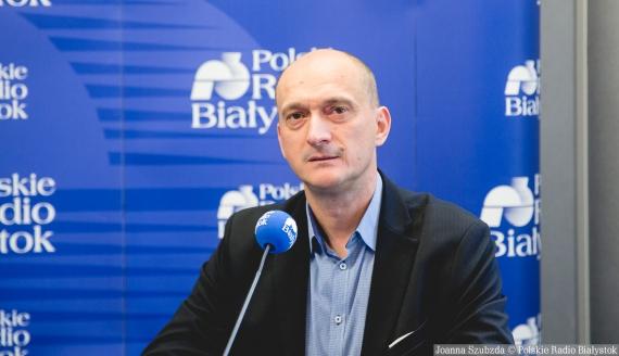 Mariusz Madejczyk, fot. Joanna Szubzda