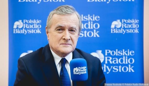 prof. Piotr Gliński, fot. Joanna Szubzda