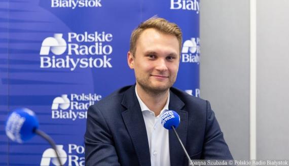 Krzysztof Truskolaski, fot. Joanna Szubzda