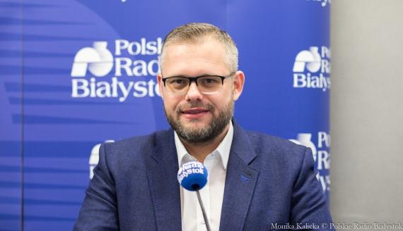 Piotr Jankowski, fot. Monika Kalicka