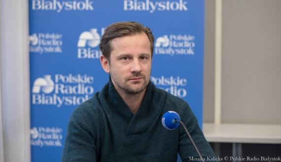 Marek Oleksicki, fot. Monika Kalicka