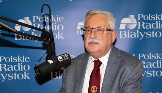 Lech Chyczewski, fot. Marcin Gliński