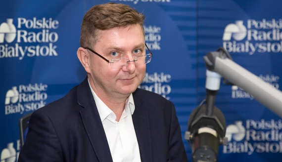 prof. Jarosław Ławski, fot. Joanna Szubzda