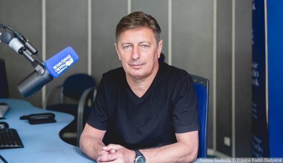 Dariusz Bayer, fot. Joanna Szubzda
