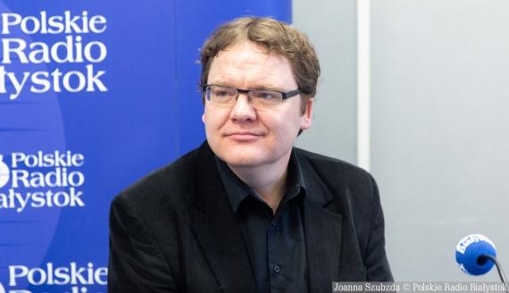 dr Karol Łapiński, fot. Joanna Szubzda