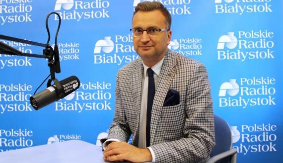 Rafał Rudnicki, fot. Marcin Gliński