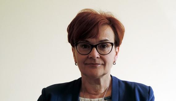 Jolanta Gołaszewska, fot. Adam Dąbrowski