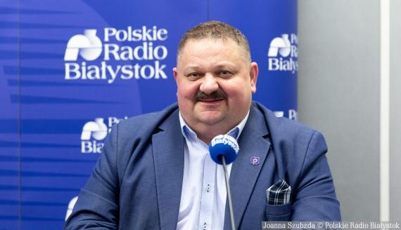 Stanisław Derehajło, fot. Joanna Szubzda