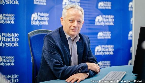 Eugeniusz Ławreniuk, fot. Sylwia Krassowska