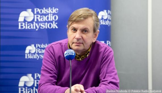 prof. Dariusz Kiełczewski, fot. Joanna Szubzda
