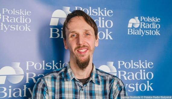 dr Jan Kisielewski, fot. Marcin Mazewski
