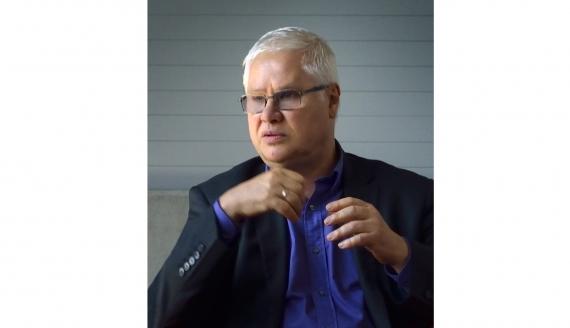 prof. Jerzy Hausner, fot. J. Leśniak