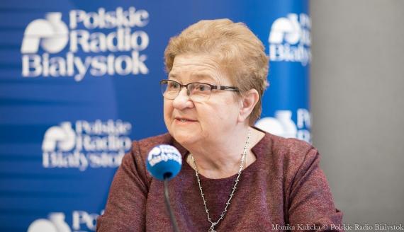 Elżbieta Kraszewska, fot. Monika Kalicka