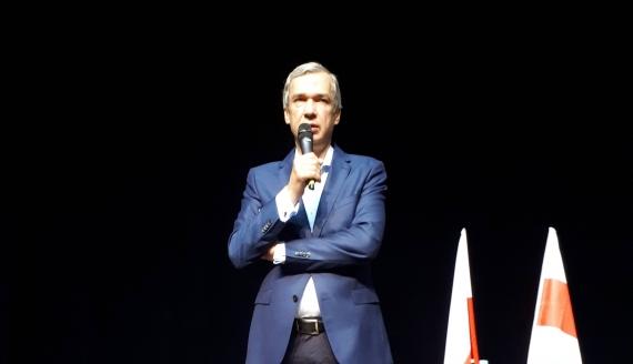 Paweł Łatuszka - fot. Michał Stepaniuk