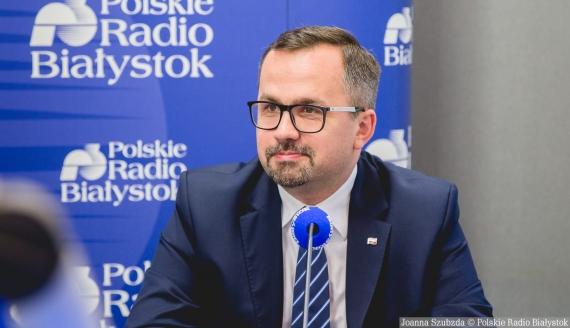 Marcin Horała, fot. Joanna Szubzda