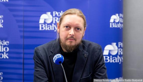 Paweł Łuksza, fot. Joanna Szubzda
