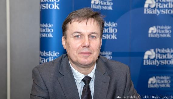 Marek Rybnik, fot. Monika Kalicka
