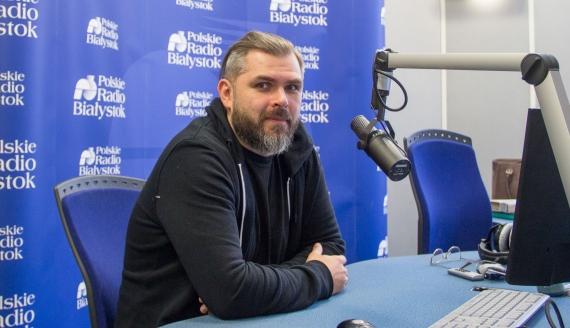 Marcin Koziński, fot. Barbara Sokolińska