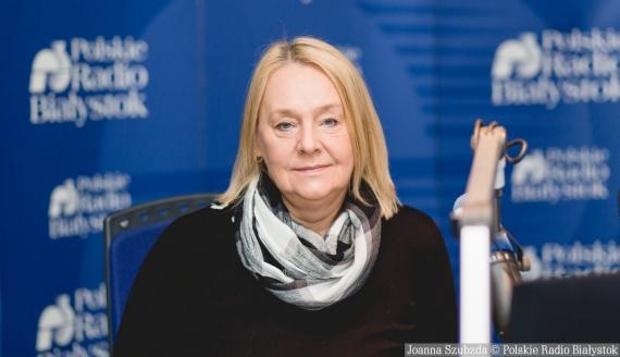 Jolanta Wołągiewicz, fot. Joanna Szubzda