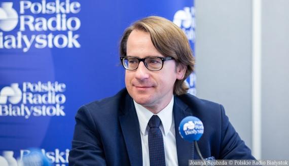 prof. Wojciech Śleszyński, fot. Joanna Szubzda