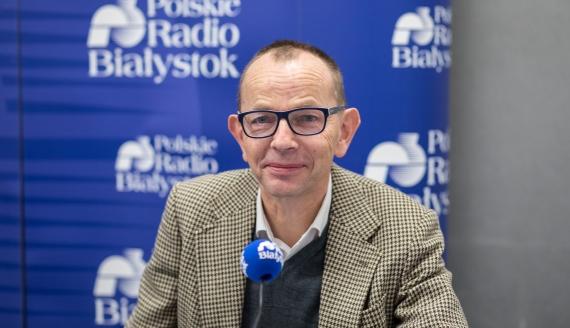 Zbigniew Nikitorowicz, fot. Monika Kalicka