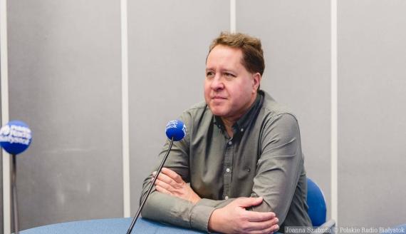 prof. Daniel Boćkowski, fot. Joanna Szubzda