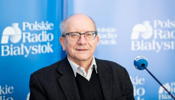 prof. Jerzy Kopania, fot. Joanna Szubzda