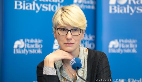 Barbara Bojaryn-Kazberuk, fot. Monika Kalicka