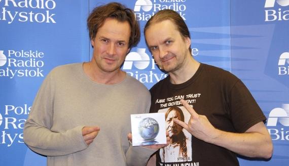 Paweł Małaszyński i Wojciech Napora, fot. Marcin Gliński
