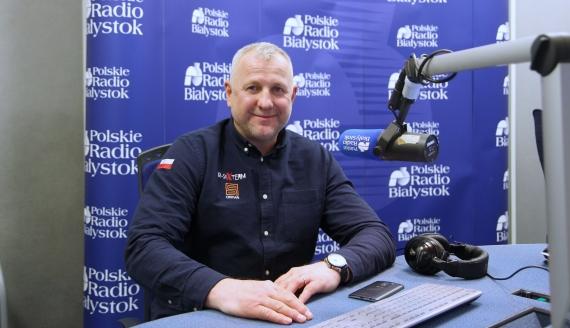 Jarosław Kazberuk - fot. Robert Bońkowski