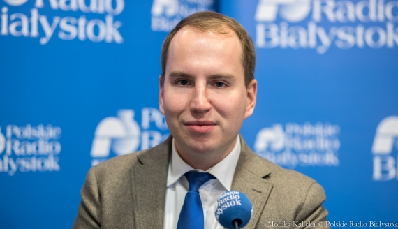 Adam Andruszkiewicz, fot. Monika Kalicka