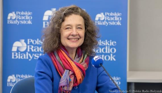 Ewa Iżykowska-Lipińska, fot. Monika Kalicka