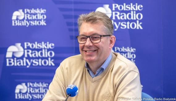 Krzysztof Cis, fot. Monika Kalicka