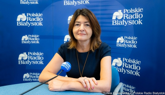 prof. Anna Wasilewska, fot. Sylwia Krassowska