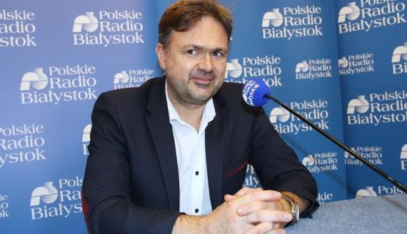 prof. Wojciech Naumnik, fot. Marcin Gliński