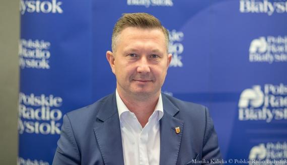 Jan Perkowski, fot. Monika Kalicka