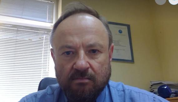 Sławomir Sarnowski, screen z rozmowy