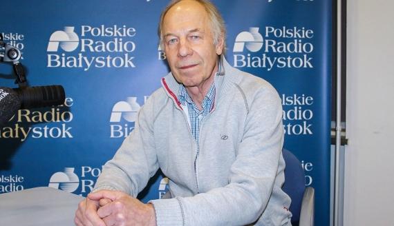 Tadeusz Rutkowski, fot. Marcin Gliński