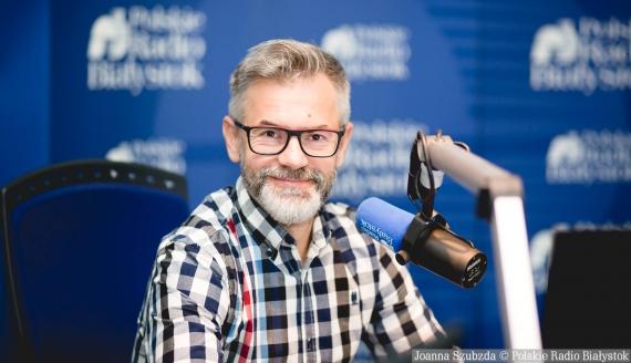 Grzegorz Kuczyński, fot. Joanna Szubzda