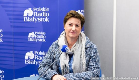 prof. Małgorzata Bieńkowska, fot. Joanna Szubzda