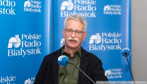 Andrzej Lechowski, fot. Joanna Szubzda